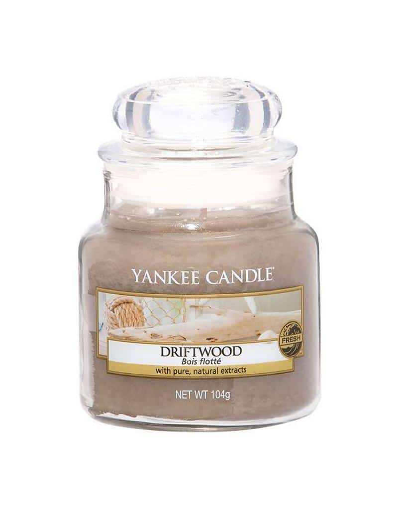 Yankee Candle - Driftwood Small Jar