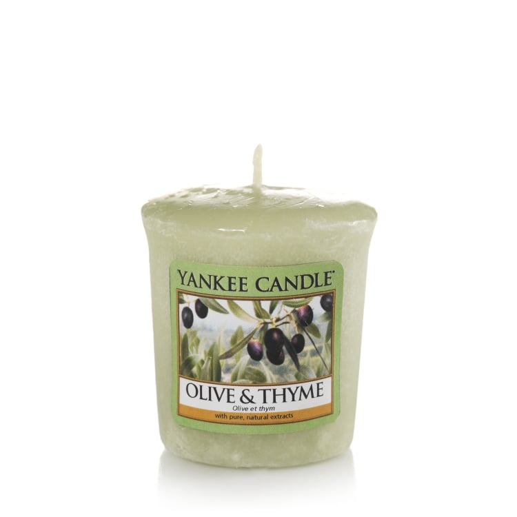 Yankee Candle - Olive & Thyme Votive