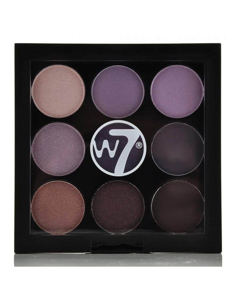 W7 Naughty Nine Eyeshadow - Bangkok Nights